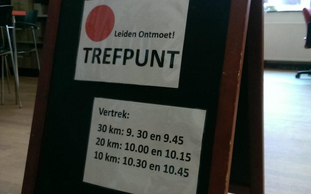 Ontmoet nieuwe mensen tijdens LeidenWalk