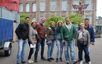 1e editie LeidenWalk met extra 30 km valt goed!